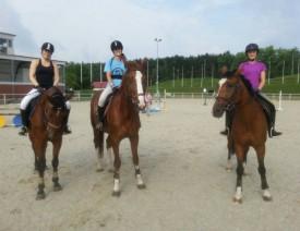 Trainingskamp en wedstrijd Drzonkow, Polen