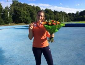 Nederlands kampioene!
